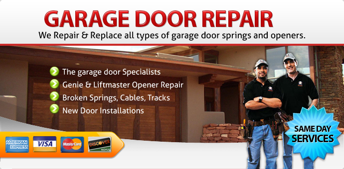 Garage door repair Fountain Hills Az